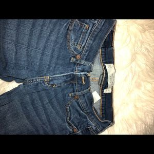 00S Abercrombie and Fitch skinny jeans